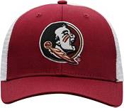 Top of the World Men's Florida State Seminoles Garnet/White Trucker Adjustable Hat product image