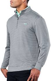 Black Clover Men's Raven Luck ¼ Zip Sweatshirt product image