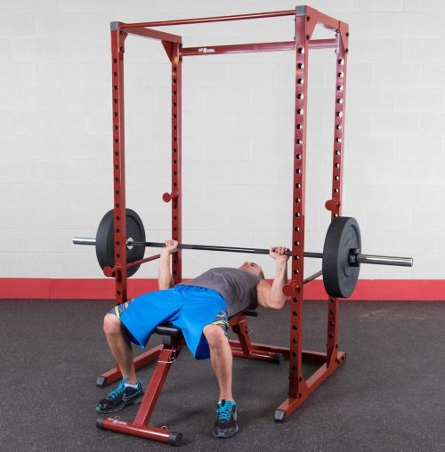 83fcbc0fb8ff7 Best Fitness Power Rack Package
