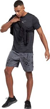Workout Ready Allover Print Shorts product image