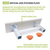 Champion Adult Pitching Rubber product image