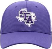 Top of the World Men's Stephen F. Austin Lumberjacks Purple Booster Plus 1Fit Flex Hat product image