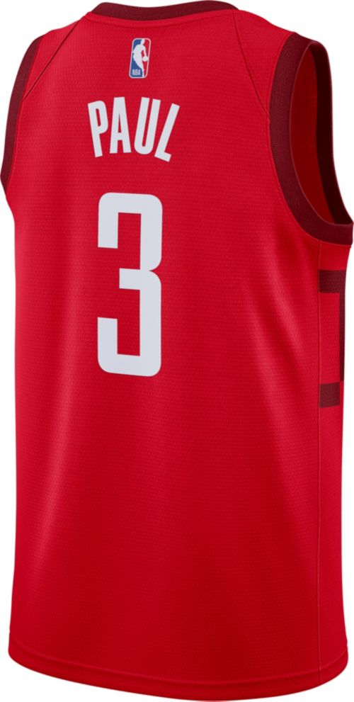 5f6d24c99 Nike Men s Houston Rockets Chris Paul Dri-FIT Earned Edition ...