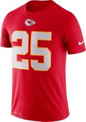 Nike Men's Kansas City Chiefs LeSean McCoy #25 Logo Red T-Shirt product image