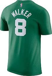 Nike Men's Boston Celtics Kemba Walker #8 Dri-FIT Kelly Green T-Shirt product image