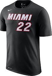 Nike Men's Miami Heat Jimmy Butler #22 Dri-FIT Black T-Shirt product image