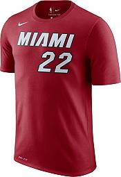 Nike Men's Miami Heat Jimmy Butler #22 Dri-FIT Statement Burgundy T-Shirt product image