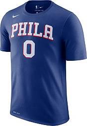 Nike Men's Philadelphia 76ers Josh Richardson #0 Dri-FIT Blue T-Shirt product image