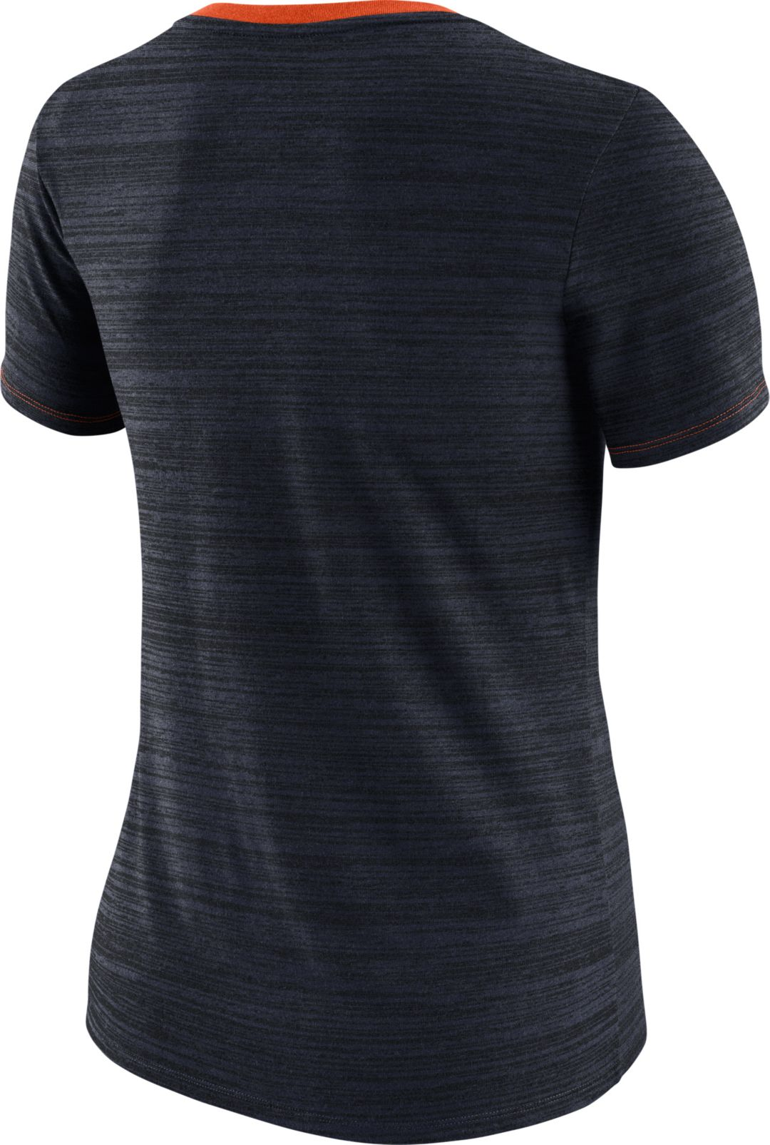 competitive price 12683 722c2 Nike Women's Chicago Bears Legend Velocity Performance Navy T-Shirt