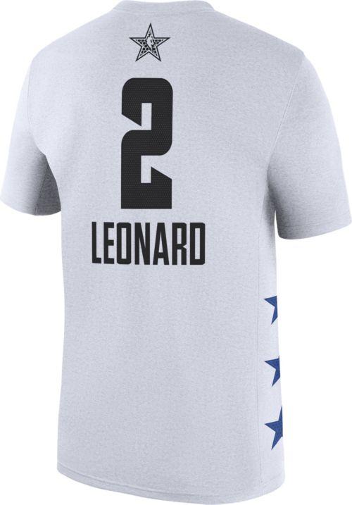 85f155a99c4b Jordan Men s 2019 NBA All-Star Game Kawhi Leonard Dri-FIT White T-Shirt.  noImageFound. Previous. 1. 2. 3