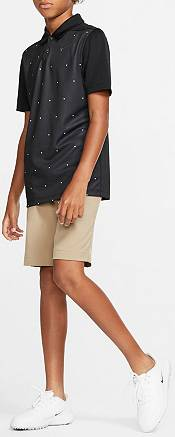 Nike Boys' Triangle Print Dri-FIT Golf Polo product image