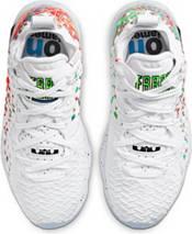 Nike Kids' Grade School LeBron 17 Basketball Shoes product image