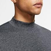 Nike Men's Tiger Woods Mock Neck Golf Polo product image