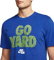 "Nike Men's ""GO YARD"" Dri-FIT Cotton Baseball T-Shirt product image"