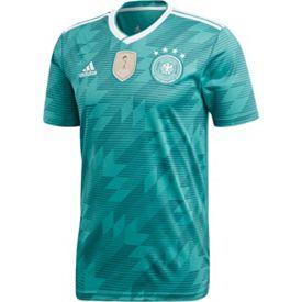 adidas Men s 2018 FIFA World Cup Germany Stadium Away Replica Jersey ... aba31db904fc3