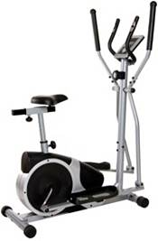 Body Champ 2-in-1 Deluxe Cardio Dual Trainer product image