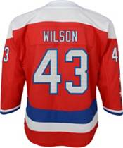 NHL Youth Washington Capitals Tom Wilson #43 Premier Alternate Jersey product image