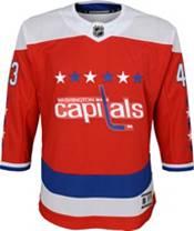 NHL Youth Washington Capitals Tom Wilson #43 Premier Alternate Jersey product image