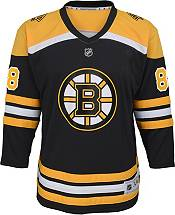 NHL Youth Boston Bruins David Pastrnak #88 Replica Home Jersey product image