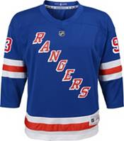NHL Youth New York Rangers Mika Zibanejad #93 Replica Home Jersey product image
