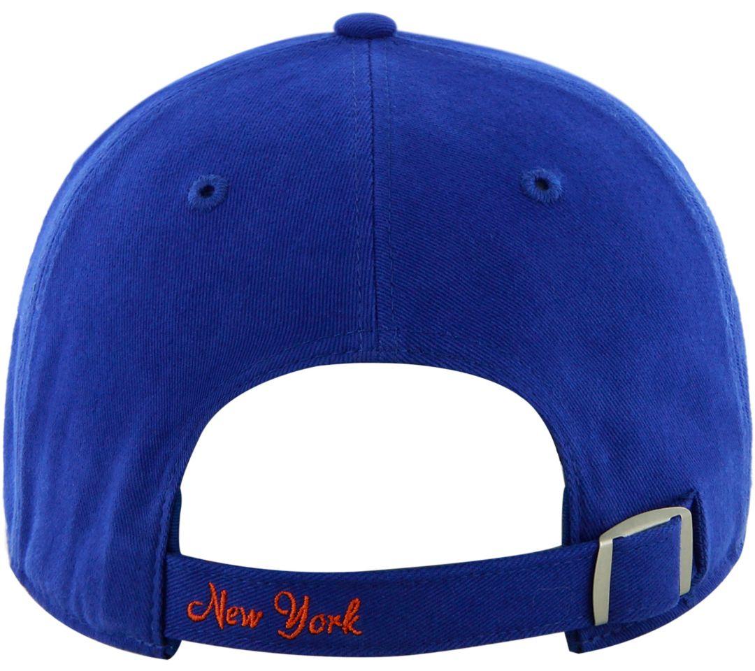 huge discount 5fa54 43261  47 Women s New York Mets Sparkle Royal Adjustable Hat