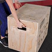 Body Solid 3-in-1 Wooden Plyo Box product image