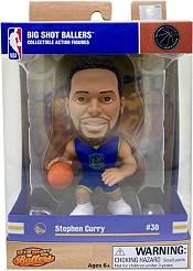 Party Animal NBA Big Shot Ballers Steph Curry Mini-Figurine product image