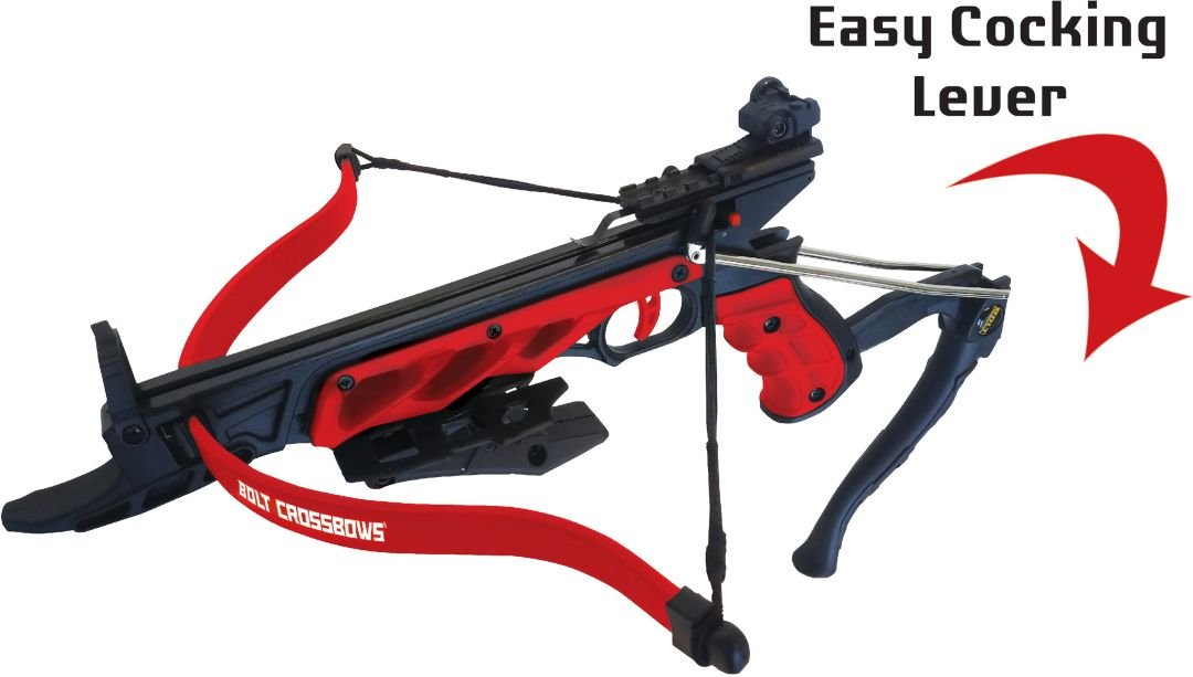 BOLT Crossbows The Impact Power Series Pistol Crossbow