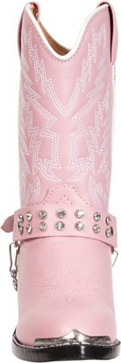 """Durango Kids' Pink Bling 8"""" Western Boots product image"""