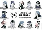 Buff Colorado Multifunctional Sustainable UPF Neck Gaiter product image