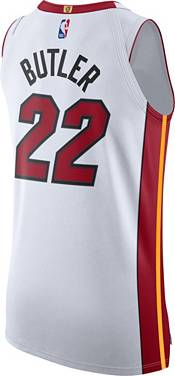 Nike Men's Miami Heat Jimmy Butler White Association Jersey product image