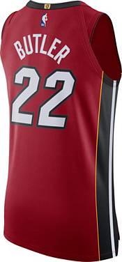 Jordan Men's Miami Heat Jimmy Butler Red Statement Swingman Jersey product image