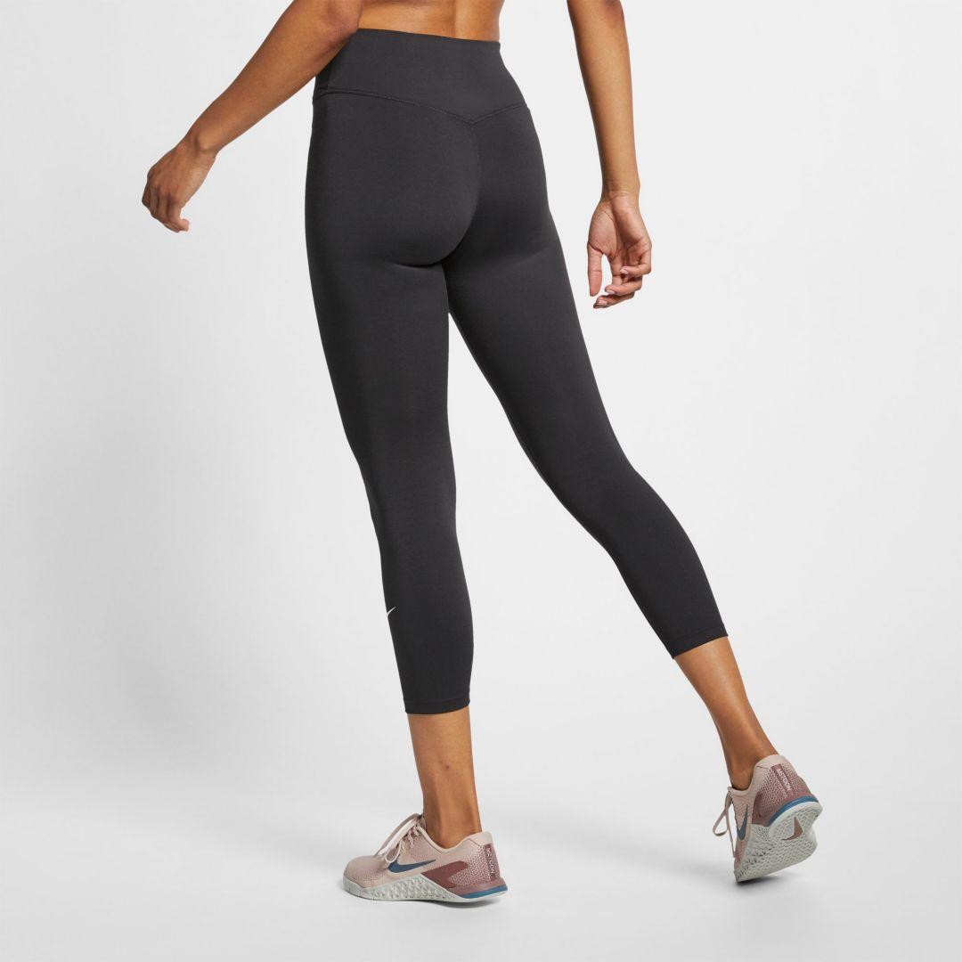 93f706db4fe9d9 Nike One Women's Training Crop Tights. noImageFound. Previous. 1. 2