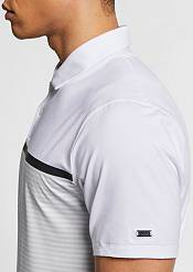 Nike Men's Tiger Woods Striped Block Golf Polo product image