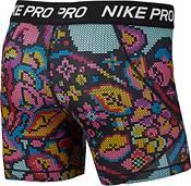 Nike Girls' Pro Femme Printed Boy Shorts product image