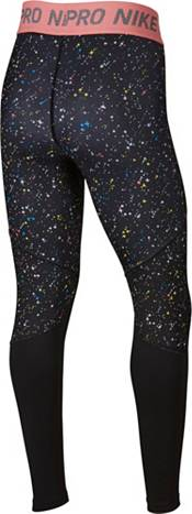Nike Pro Girl's Dri-FIT Starry Tights product image