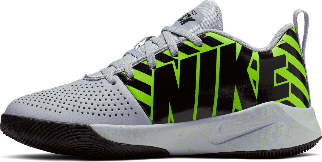 b9d482c2e Nike Kids' Grade School Team Hustle Quick 2 Sport Shoes. noImageFound.  Previous. 1. 2. 3