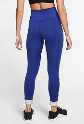 Nike One Women's Glam Dunk Cuff 7/8 Training Tights product image