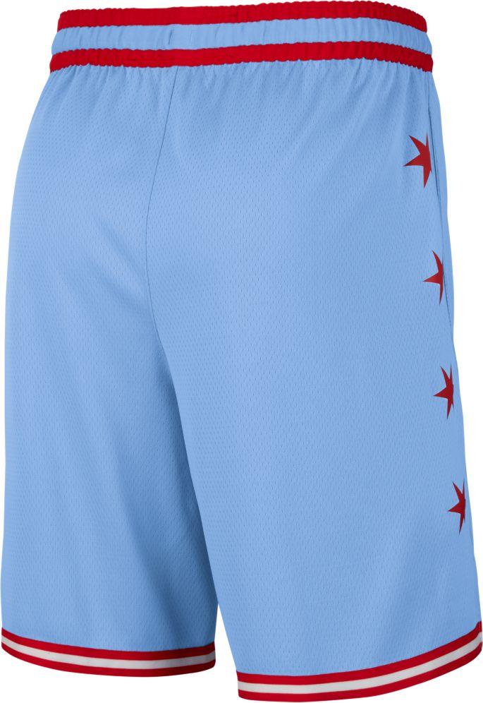 Nike Basketball Chicago Bulls NBA shorts in blue