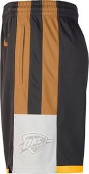 Nike Men's Oklahoma City Thunder Dri-FIT City Edition Swingman Shorts product image