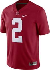 Nike Men's Derrick Henry Alabama Crimson Tide #2 Crimson Dri-FIT Game Football Jersey product image