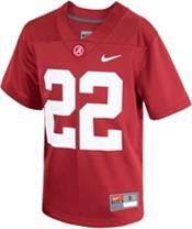 Nike Men's Alabama Crimson Tide Najee Harris #22 Crimson Dri-FIT Game Football Jersey product image