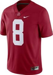Nike Men's Julio Jones Alabama Crimson Tide #8 Crimson Dri-FIT Game Football Jersey product image