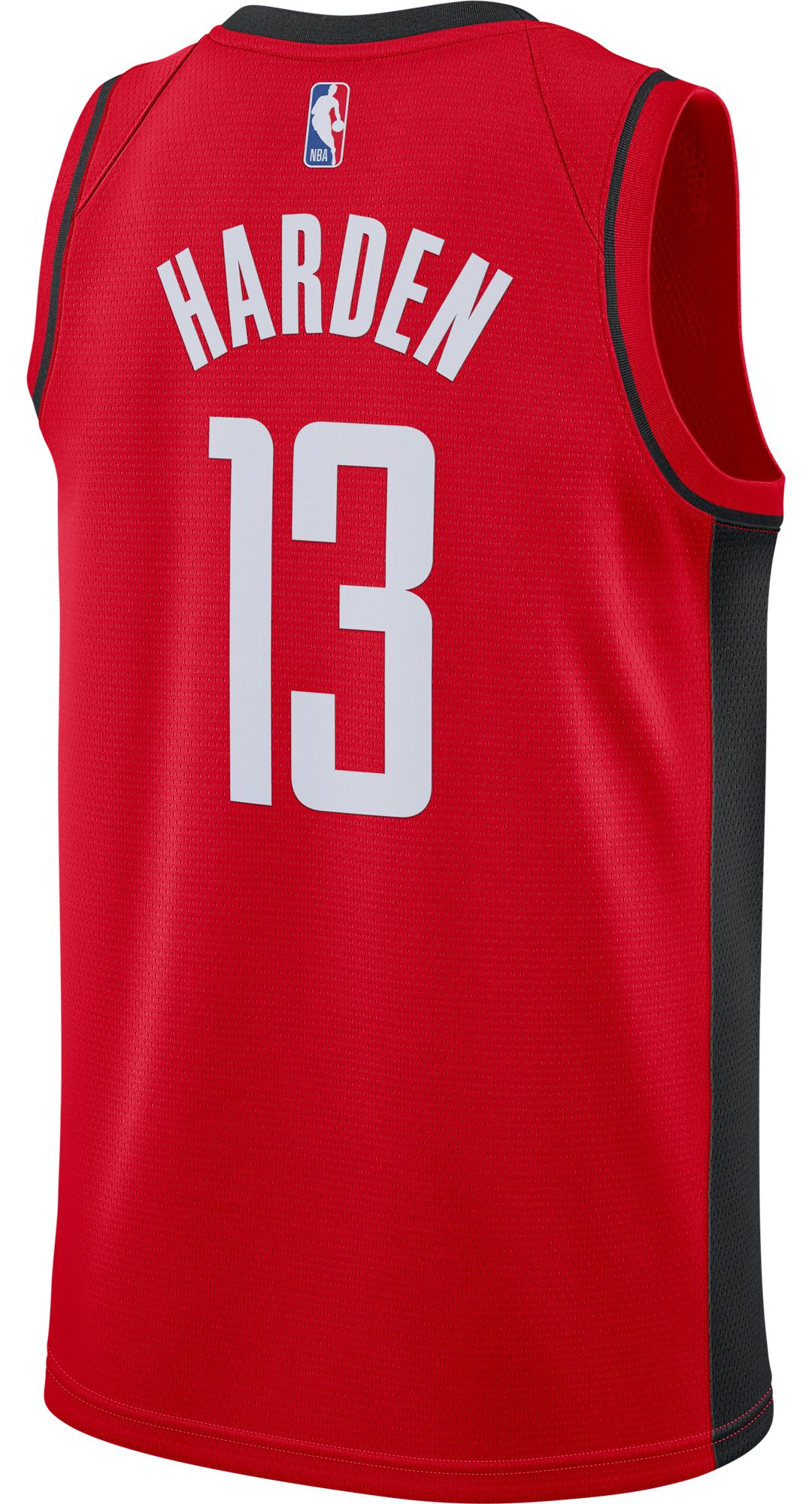 huge selection of 4960e 361d8 Nike Men's Houston Rockets James Harden #13 Red Dri-FIT Swingman Jersey