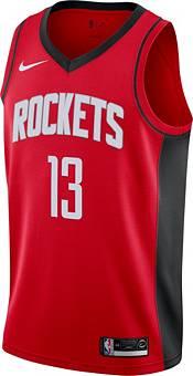Nike Men's Houston Rockets James Harden #13 Red Dri-FIT Swingman Jersey product image