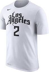 Nike Men's Los Angeles Clippers Kawhi Leonard #2 Dri-FIT City Edition White T-Shirt product image