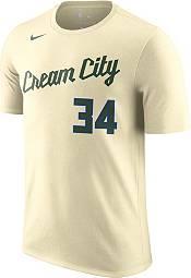 Nike Men's Milwaukee Bucks Giannis Antetokounmpo Dri-FIT City Edition T-Shirt product image
