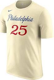 Nike Men's Philadelphia 76ers Ben Simmons Dri-FIT City Edition T-Shirt product image
