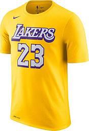 Nike Men's Los Angeles Lakers LeBron James Dri-FIT City Edition T-Shirt product image