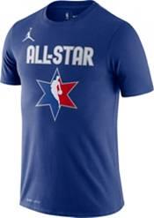 Jordan Men's 2020 NBA All-Star Game Russell Westbrook Dri-FIT Blue T-Shirt product image